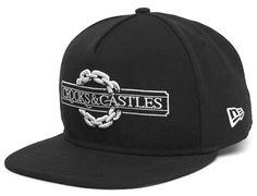 a6151216310 Woven Snapback Cap By CROOKS   CASTLES x MONOPOLY