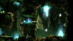 Скоро выходит аркадная игра Ori and the Blind Forest
