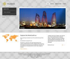 VisaQuick Limited is a London-based company providing visa support services.