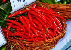 Red Chillies by Samuel Johnson on 500px