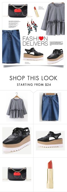 """""""Spring Look"""" by mahafromkailash ❤ liked on Polyvore"""