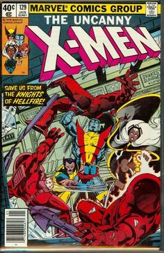 Uncanny X-Men #129.  The first appearances of Kitty Pryde, Emma Frost & the Hellfire Club.