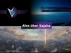 Alex über die Oberpriesterin Sajaha