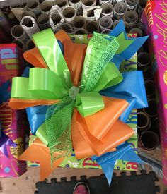 Wrapping Ideas, Gift Wrapping, Brown Paper, Happy Campers, Gift Bags, Pitbulls, Artisan, Wraps, Bows