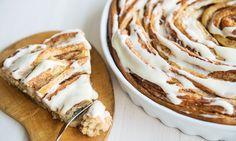 Cream cheese frosting til kanelboller | EXTRA -