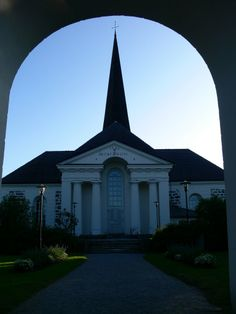 Pietarsaari church. Ostrobothnia province of Western Finland - Pohjanmaa - photo Bagrov Petr