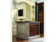 Shop for Habersham Plantation Corporation Napoli Wine Island, 37-3056, and other Bar and Game Room Bars at Hickory Furniture Mart in Hickory, NC. Finish Placement: ONE FINISH ONLY.