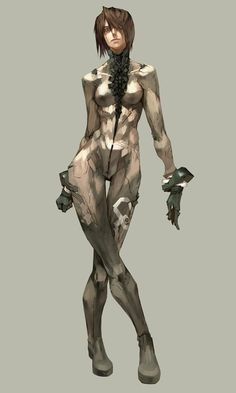 DeviantArt is the world's largest online social community for artists and art enthusiasts, allowing people to connect through the creation and sharing of art. Female Character Concept, Character Art, Cyberpunk Kunst, Cyberpunk Character, Sci Fi Characters, Character Design References, Sci Fi Art, Game Art, Art Reference