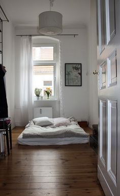 21 Simple Bedroom Ideas Saying No to Traditional Beds Bedroom