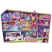 """LITTLEST PET SHOP - Totally Talented Stars & Limo Set - Hasbro - Toys""""R""""Us"""