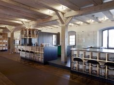 Here's a Look Around Noma's New Test Kitchen - Eater Inside - Eater National