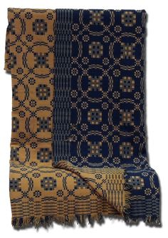Beautiful doublecloth weave http://www.pinterest.com/source/quiltstudy.org/