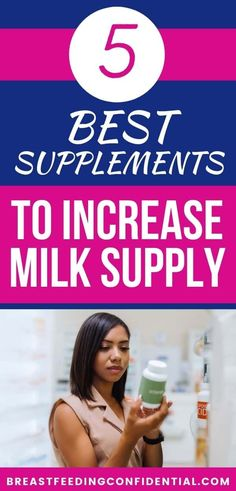Supplements are a popular way to make more milk. An experienced lactation consultant shares the best supplements to increase milk supply. Find out what she recommends and what you need to know about safety.