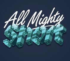 All Mighty Short Typography Love, Typography Letters, Graphic Design Typography, Logo Design, Lettering, Marketing Logo, Type Treatments, Branding, Yup