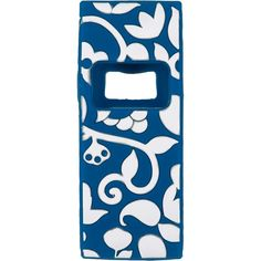 French Bull - Vines Sleeve for Fitbit Charge / Fitbit Charge HR - Blue / White (Blue/White)