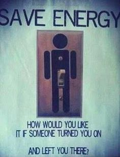 save energy. turn of those lights when you leave the room!