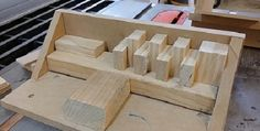 Single Blade Box Joint Jig Plans - The Woodfather