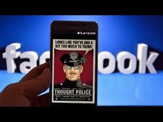 Facebook Thought Police to Decide If What Users Post is 'True' - YouTube