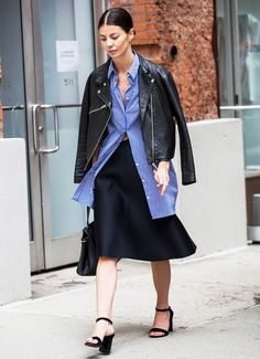 3 Fresh Ways to Style Your Old Button-Down Shirt | Fashion