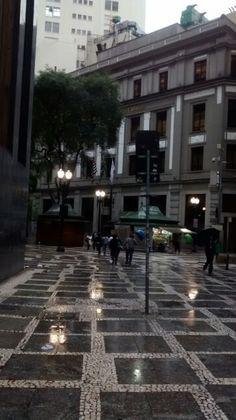 Rua 15 de Novembro/ Sao Paulo -BR 07/2015