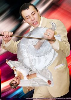 Russian Wedding Photoshop Disasters