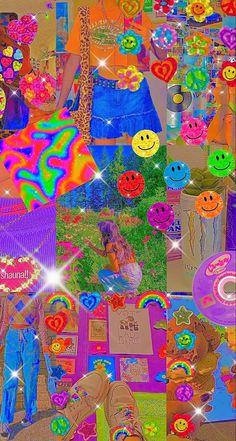 Retro Wallpaper Iphone, Butterfly Wallpaper Iphone, Hippie Wallpaper, Iphone Wallpaper Tumblr Aesthetic, Kids Wallpaper, Cute Wallpaper Backgrounds, Pretty Wallpapers, Cartoon Wallpaper, Aesthetic Wallpapers