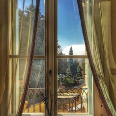 Working from a beautiful place... @byblos.art.hotel #verona #arthotel by daiana_lorenzato