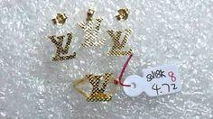 For sale:  18K #Saudi #Gold Jewelry Set #Earrings + #Ring + #Pendant  More #Jewelry displayed at  FB.com/KatrinasClothingShop  #shoppingPh #onlineShoppingph #onlinesellerPh #onlinestore #onlinestoreph #katrinasclothing #jewelryph #accessoriesph #jewelries #jewelriesph #earringsph #ringph #ringsph #pendantph  Message us at  FB.com/KatrinasClothingShop