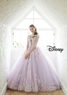 Rapunzel Wedding Dress, Fairy Wedding Dress, Disney Wedding Dresses, Disney Princess Dresses, Couture Wedding Gowns, Disney Dresses, Ball Gown Dresses, Event Dresses, Pretty Dresses