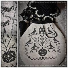 Halloween Ditty Bag