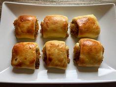Polish Recipes, Polish Food, Pretzel Bites, Baked Potato, Muffin, Potatoes, Cooking Recipes, Bread, Baking