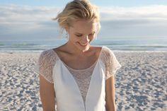 Beautiful Bohemian wedding gown from Rembo Styling   Love My Dress® UK Wedding Blog