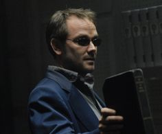 Mark Sheppard is in your fandoms, making them better. Proof that Mark Sheppard has been on just about every show I've ever loved. Battlestar Galactica, Fleet Of Ships, Mark Sheppard, Winchester Boys, Supernatural Fans, Crowley, Secret Life, Movies And Tv Shows, Science Fiction