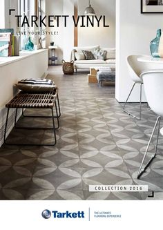 103 best Tarkett Vinyl Flooring images on Pinterest