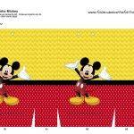 Sacolinha Surpresa Mickey - A3