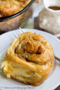 Apple Cinnamon Rolls #nomnomnom #dan330 #snackgasm #foodporn