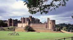 Alnwick Castle   An iconic attraction and events venue in Northumberland, UK