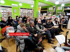 """Bastia, """"Nell'incavo dell'onda"""", alla libreria Musica e libri"""