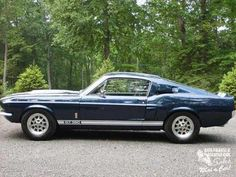 1967 Shelby Mustang GT500KR