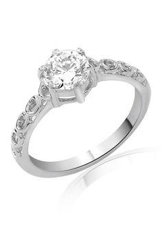 Peora #Silver Ring - Buy Peora Women #Rings & #Bands Online | PE655JW88NOH