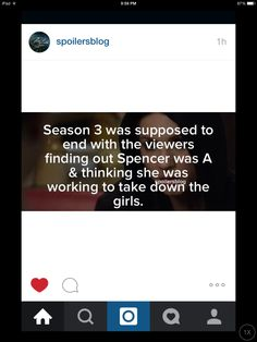 Pretty Little Liars spoilers @25jmc