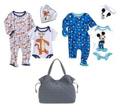 """""""Hikaru Newborn"""" by shattereddemon ❤ liked on Polyvore featuring Disney and Tory Burch"""