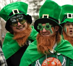 It is well known that St. Patricks Day is celebrated all around the world with various parades and events being held to honour the man himself, the patron saint of Ireland! So who is St. Patrick and what did he do?