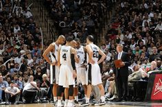 Spurs vs. Clippers Game 1: 5/15/12 |