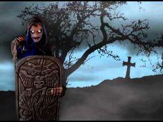 Creepy Caretaker Animated Prop - Spirit Halloween