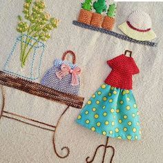 @rassom1 #embroidery #bordado #broderie #ricamo #handembroidery #needlework