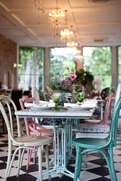 The Fern Cafe restaurant in County Wicklow, Ireland