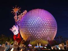 Epcot....The Park to try different foods & witness different cultures & entertainment....Love it