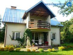 Дом и пансионат в горах Бещады, Крощенко - Недвижимость в Польше