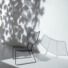 Casamania - alieno - chair - lounge - outdoor - furniture - black
